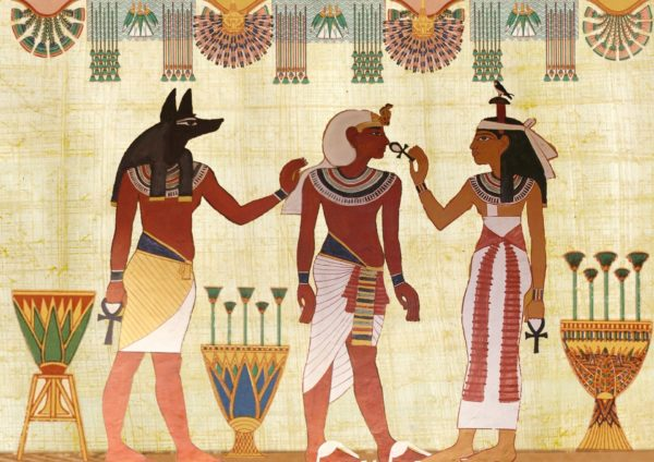 cosmetics in ancient Egypt - Signewords blogs