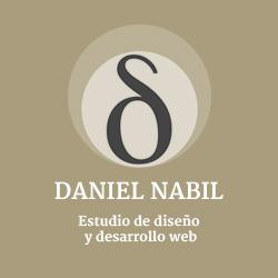Daniel Nabil, diseño y desarrollo web